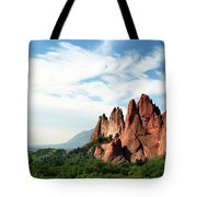 Colorado - Garden Of The Gods Tote Bag