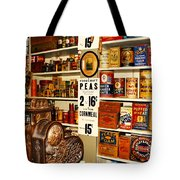 Colorado General Store Supplies Tote Bag