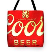 Colorado Kool-aid Tote Bag