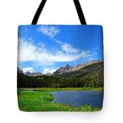 Colorado Lake Tote Bag