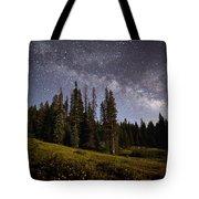 Colorado Milky Way Tote Bag