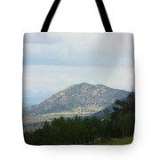 Colorado Mont Tote Bag
