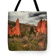 Colorado Red Rock Landcape Tote Bag