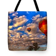 Colorado River Crossing 2012 Tote Bag