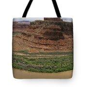 Colorado River Gooseneck Tote Bag
