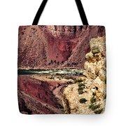 Colorado River. Grand Canyon Tote Bag