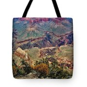 Colorado River Grand Canyon Tote Bag