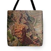 Colorado River In The Grand Canyon Tote Bag