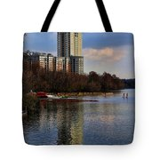 Colorado River Recreation Tote Bag