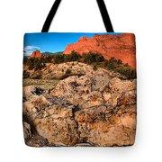Colorado Springs Icon Tote Bag