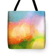 Colorama Tote Bag