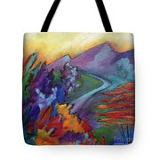 Colordance Tote Bag