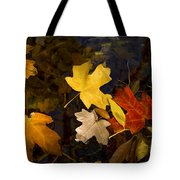 Colored Floaters Tote Bag