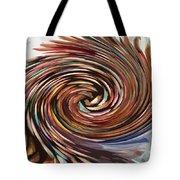 Colored Pencil Rose Tote Bag