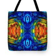 Colorful Abstract Art - Parallels - By Sharon Cummings  Tote Bag