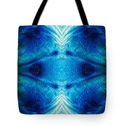 Colorful Abstract Art Pattern - Color Wheels - By Sharon Cummings Tote Bag