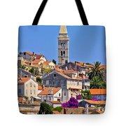 Colorful Adriatic Town Of Losinj Tote Bag