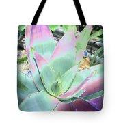 Colorful  Aloa Vera Tote Bag