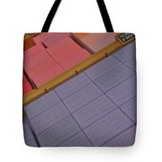 Colorful Bars Soap On Market In Provence Tote Bag