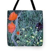 Colorful Bouquet Tote Bag