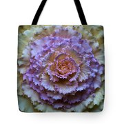 Colorful Cabbage Tote Bag