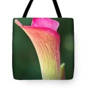 Colorful Calla Tote Bag