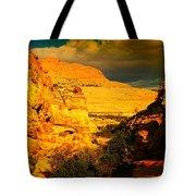 Colorful Capital Reef Tote Bag