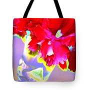 Colorful Carnation Tote Bag