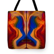 Colorful Compromise Tote Bag