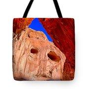 Colorful Corona Rocks Tote Bag