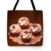 Colorful Cupcakes Tote Bag
