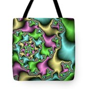 Colorful Depth Tote Bag