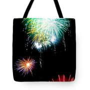 Colorful Explosions No3 Tote Bag