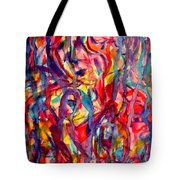 Colorful Expression-6 Tote Bag