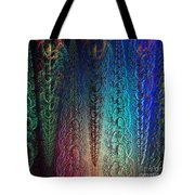 Colorful Garlands Tote Bag