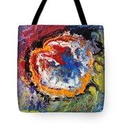 Colorful Happy Tote Bag