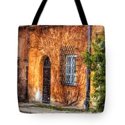 Colorful Houses In Warsaw Tote Bag