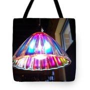 Colorful Light  Tote Bag