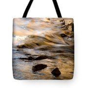 Colorful Motion Tote Bag
