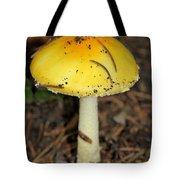 Colorful Mushroom Tote Bag