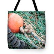 Colorful Nautical Rope Tote Bag