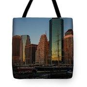 Colorful New York  Tote Bag