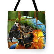 Colorful Notes Tote Bag