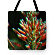 Colorful Plant Tote Bag