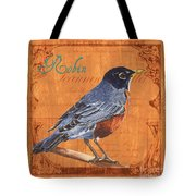 Colorful Songbirds 2 Tote Bag by Debbie DeWitt