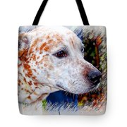 Colorful Spots Tote Bag
