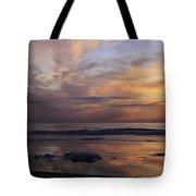 Colorful Sunrise Tote Bag