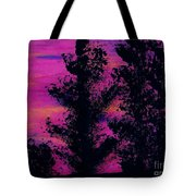 Colorful - Sunset Tote Bag