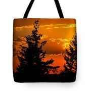 Colorful Sunset II Tote Bag