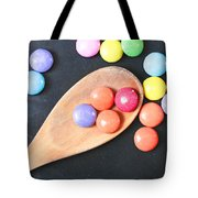 Colorful Sweets Tote Bag